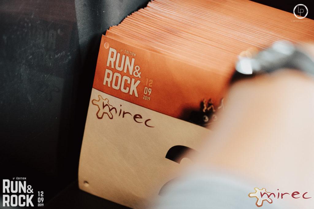 Cartons participants Run & Rock 2019