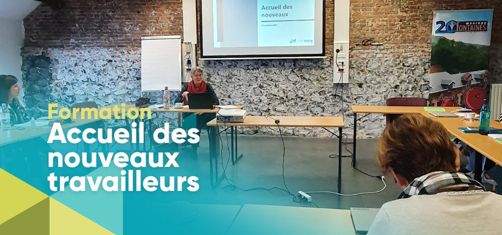 """Read more about the article Formation """"Accueil des nouveaux travailleurs"""" à l'InterMire"""